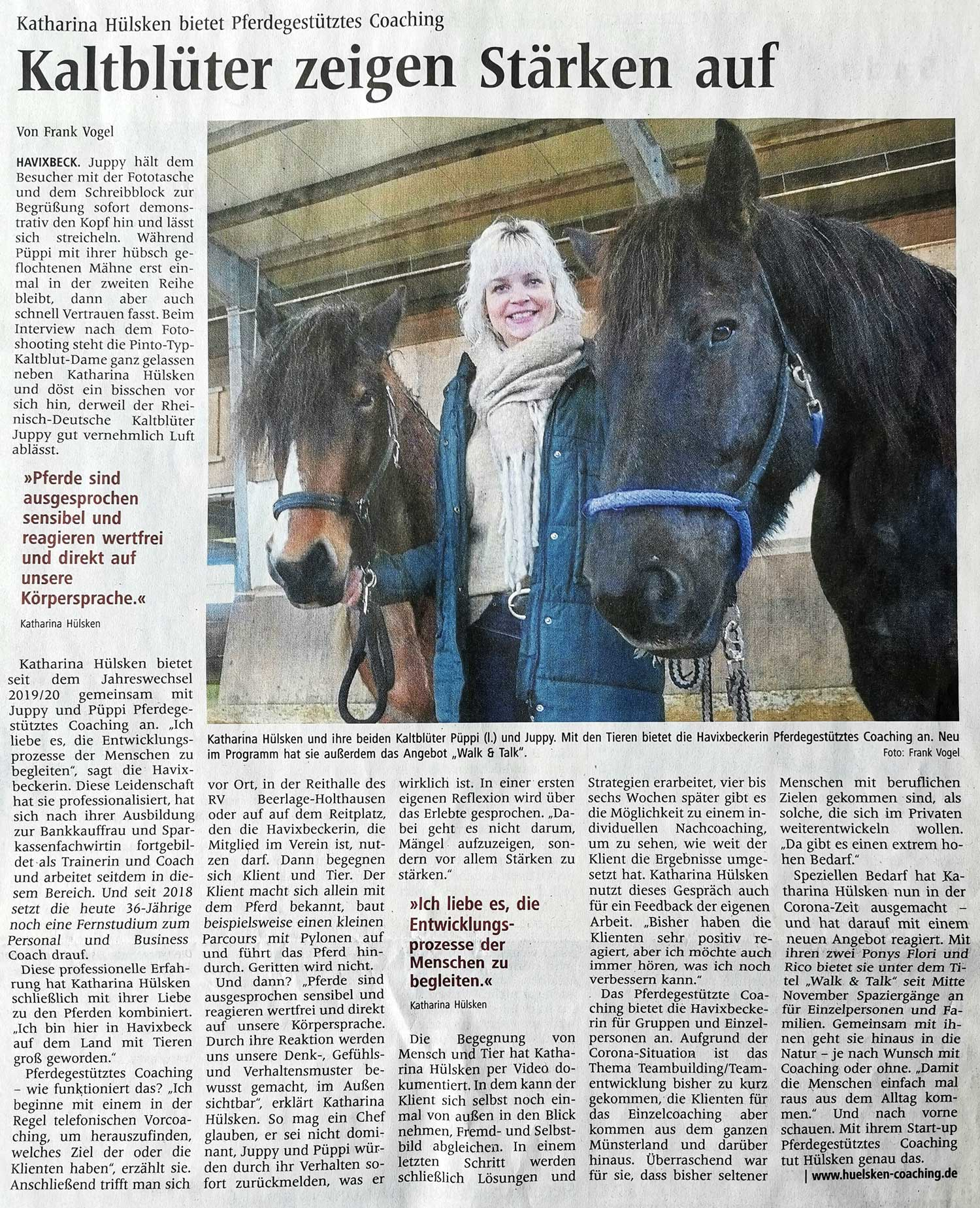 Pony Walk and Talk, Hülsken Coaching, Pferdegestütztes Coaching, Pferde, Katharina Hülsken, Havixbeck, Münsterland, Baumberge
